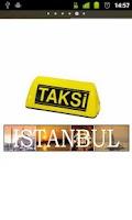 Screenshot of TaksiStanbul