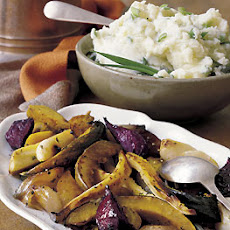 Herbed Roasted Winter Vegetables