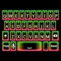 Neon Glow v2 Keyboard Skin icon