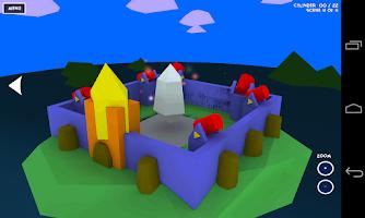 Screenshot of Shape Findings