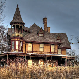 by Jeffrey Sutain - Buildings & Architecture Decaying & Abandoned