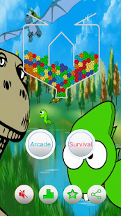 Save Dinos Candies - screenshot