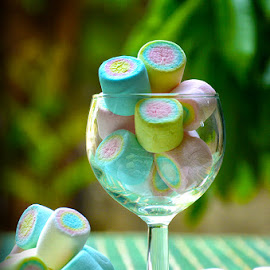 Soft Mallows by Bench Bryan - Food & Drink Candy & Dessert ( #benchbryanphotografix )