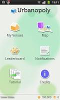 Screenshot of Urbanopoly
