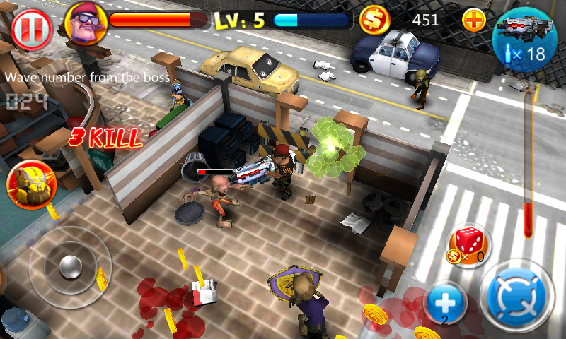 Zombie Craze Screenshot 6