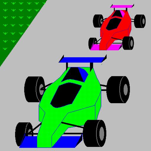 赛车游戏の魚 CAR CHASE LITE LOGO-記事Game