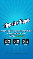 Screenshot of App des Tages - 100% Gratis