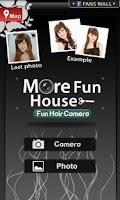 Screenshot of Fun Hair Camera