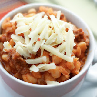 Sweet and Spicy Italian Jack Chili