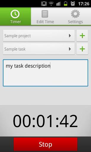 Paymo Time Tracker