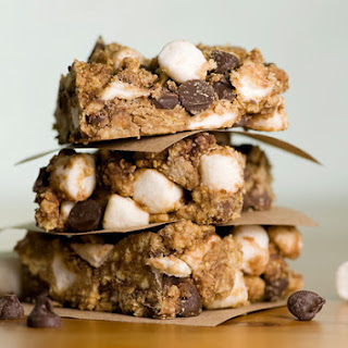 No Bake S'Mores Brownies