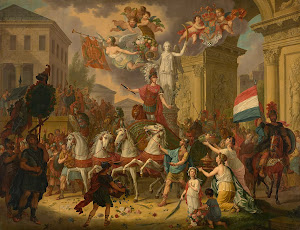 RIJKS: Cornelis van Cuylenburgh (II): painting 1815