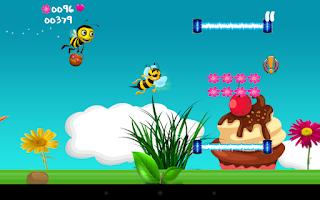 Screenshot of Honey Bee Adventure