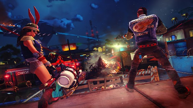Platform feature set and Xbox Live presence behind Insomniac's choice to make Sunset Overdrive and Xbox One exclusive