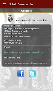 Hermandad Coronación Screenshot