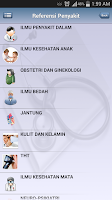 Screenshot of BUKU SAKU DOKTER
