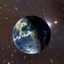 Earth Live Wallpaper mobile app icon