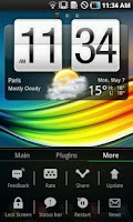 Screenshot of 3D Icons GO LauncherEX Theme