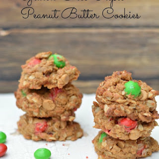 Gluten Free Peanut Butter Lovers' Cookies