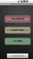 Screenshot of Fastest Droid