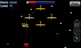 Screenshot of Galaxy Hunt