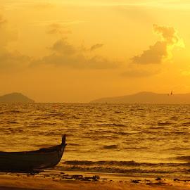 Mendarat by Andi Soegiri - Landscapes Sunsets & Sunrises