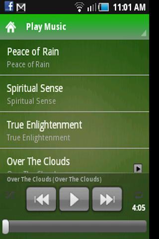 【免費健康App】Meditation Elements-APP點子