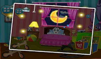 Screenshot of Zombie Care Salon