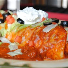 Fabulous Wet Burritos