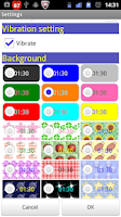 Screenshot of Multi Kitchen Timer
