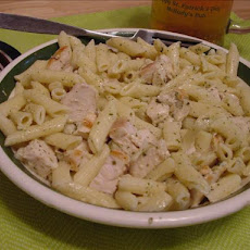 Solo Pesto Chicken and Pasta