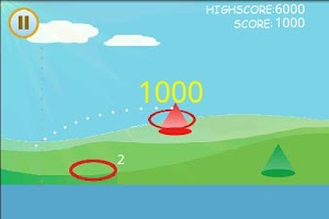 Screenshot of Ring Toss