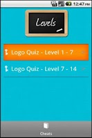 Screenshot of Answers For Logo Quiz