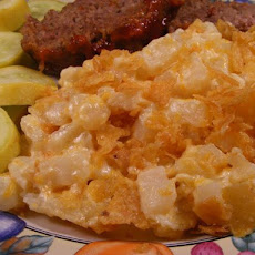 Crispy, Cheesy Potatoes (Oamc)