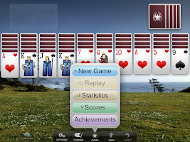 Screenshot of Spider Solitaire+