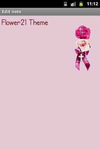 Flower21Theme