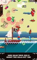 Screenshot of Ridiculous Fishing