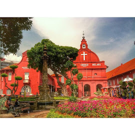 The stadthuy Malacca by Nanang Kusuma - Instagram & Mobile Instagram