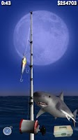 Screenshot of Big Night Fishing 3D Lite