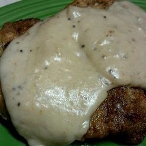 buffalo steak with mushroom gravy country fried steak and milk gravy ...