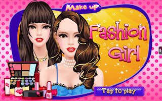 Screenshot of Make Up Salon!