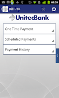Screenshot of UnitedBank - Georgia