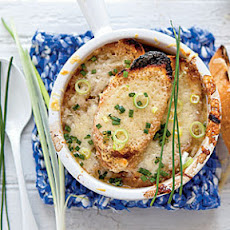 Five-Onion Soup