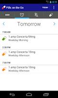 Screenshot of Pills on the Go - Free