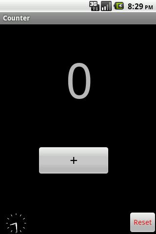 Button Counter