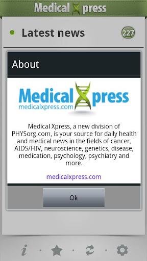 Medical Xpress free