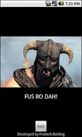 Screenshot of Fus Ro DAH! Free