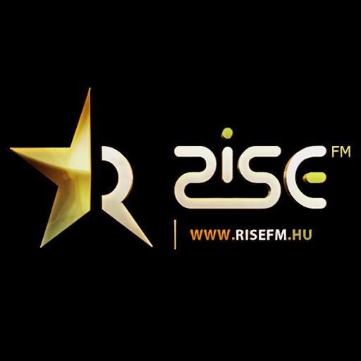 RiseFM LOGO-APP點子
