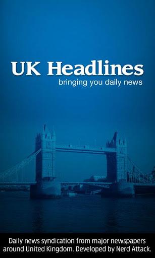 UK Headlines