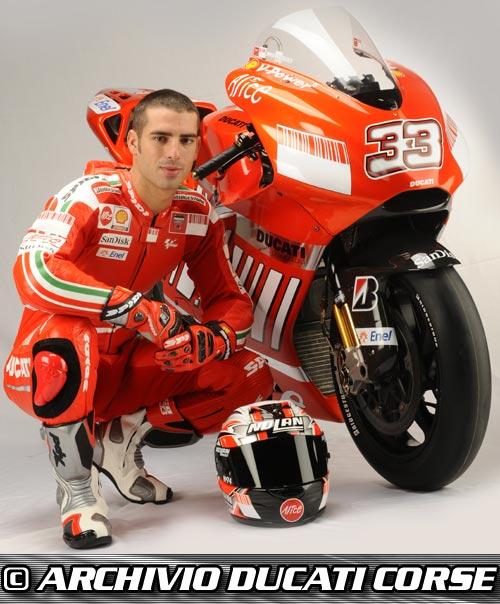 Ducati Marlboro Motorcycle